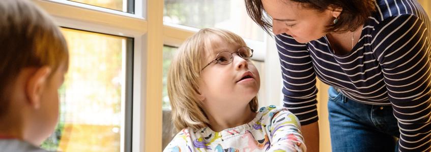 Chancengleichheit fängt mit einer guten Kinderbetreuung an